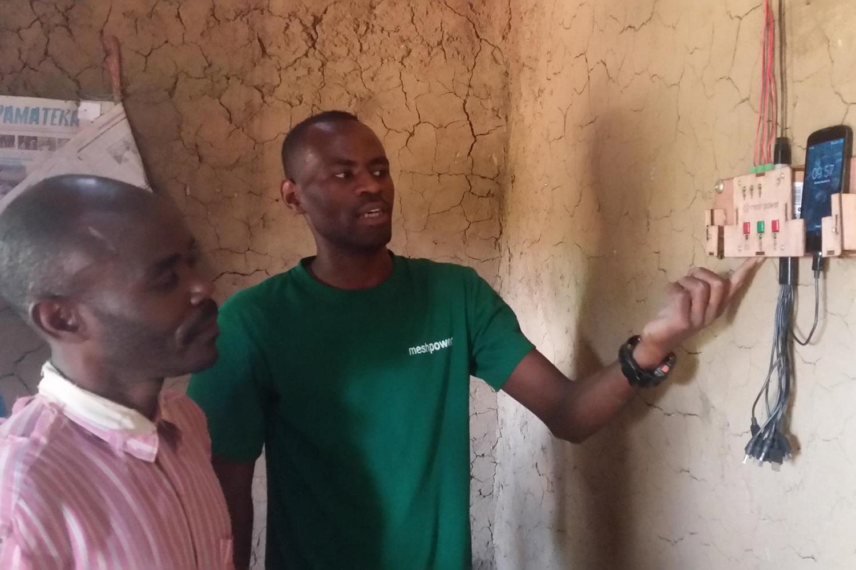Rwandan Meshpower Rwanda Challenges Group