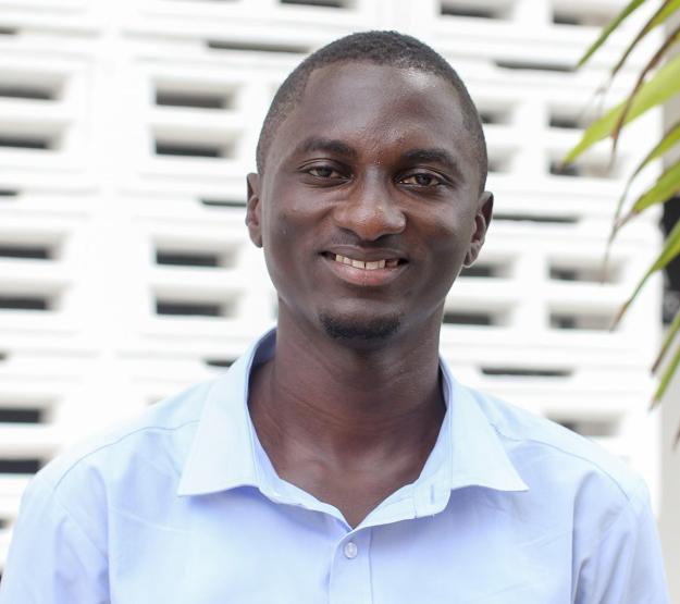 Michael Adu Challenges Ghana