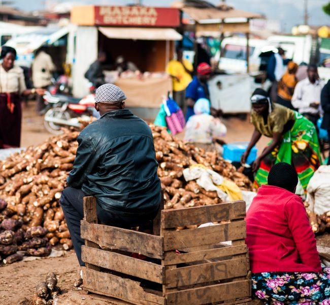 Kampala Market Uganda Challenges Group