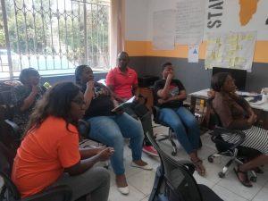 Zambian Therapeutic Arts business training