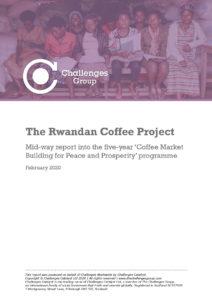 Challenges Rwandan Coffee Project