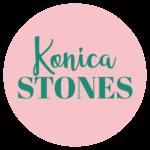 NEW Konica Stones logo